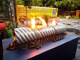 backyard fire pit ideas as exterior decoration