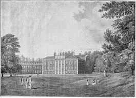 the project gutenberg ebook of kensington palace the birthplace