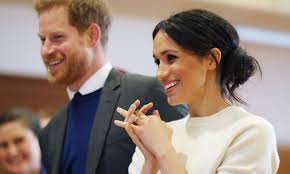 prince harry prince harry meghan markle picked a florist for the royal wedding