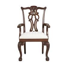 chauncey armchair ethan allen us collection newport dimension