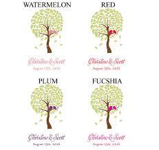 Personalized Aisle Runner Love Bird Tree Wedding Aisle Runner Personalized Aisle Runner