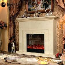 electric fireplace mantel tv stand wooden