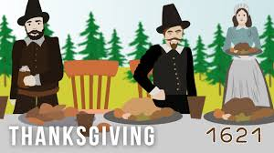 strange thanksgiving facts thanksgiving 1621 youtube