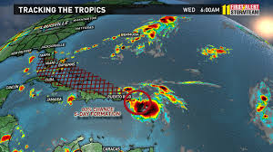 New Orleans Weather Map by Triple H Returns And Still Watching The Tropics Whas11 Com