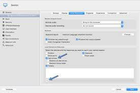 remote desktop manager for mac