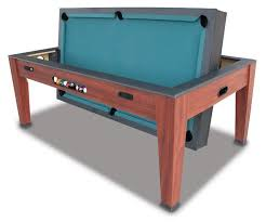Sportscraft Pool Table The Ridgeway 3 In 1 Swivel Entertainment Table Billiards Table