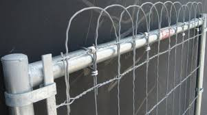 loop gate heritage wire fences wire fence