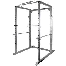 mirafit 350kg heavy duty olympic full power cage rack squat bench