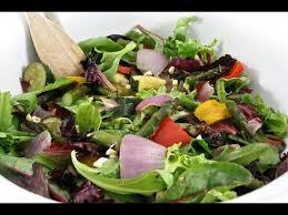 cara membuat salad sayur atau buah bagaimana cara membuat salad sayuran youtube