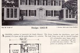 colonial revival house plans colonial revival house interior 1920 colonial vintage