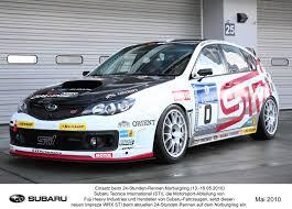 subaru nurburgring watchopenia orient x sti 2010 nbr challenge limited edition
