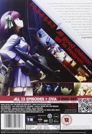 angel beats angel beats complete series collection dvd amazon co uk harumi