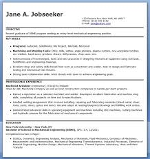 resume mechanical engineer graduate 100 images write me
