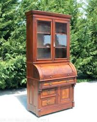 secretary desk with bookcase secretary desk with bookcase antique mahogany secretary desk with