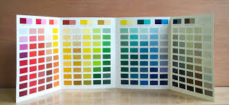 chart interior paint color chart