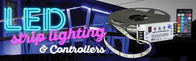 bulk led strip lights led strip lighting controllers in the electronic parts department