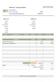 free value added tax vat invoice template excel pdf word uk micr
