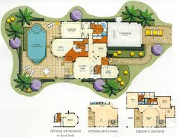 south florida luxury home plans