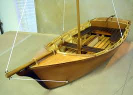 model wooden boat plans australia