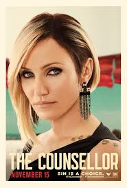 would an inverted bob haircut work for with thin hair cameron diaz in ridley scott s the counsellor in cinemas 15