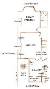 homey design floor plans victorian terraced houses 1 the home