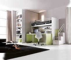lit mezzanine ado avec bureau et rangement bureau mezzanine en 56 idées inspirantes
