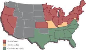 map us states during civil war beyond lewis and clark timeline 1861 1865 kansas historical