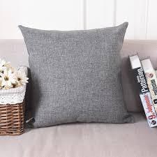 amazon com home brilliant decoration linen euro throw pillow sham