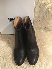 womens boots size 4 maison martin margiela med 1 3 4 to 2 3 4 s boots ebay
