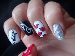 valentine u0027s day nail art japonism in beauty