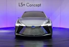 lexus lfa 2020 lexus ls concept illustrates autonomous tech due in 2020 flagship