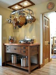 kitchen island pot rack hanging pan rack how to choose the perfect rack for hanging pots and
