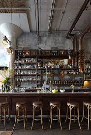 Rustic Bars Best 25 Industrial Bars Ideas On Pinterest Pipe Bookshelf