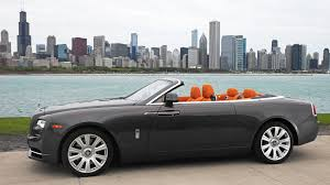 Rolls Royce Dawn Delivers Everything In 400 000 Convertible
