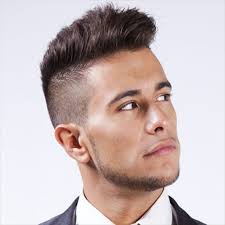 long on top shaved sidess hairstyles neat men39s hairstyle with