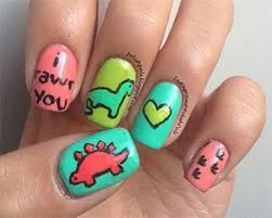 new cute nail designs