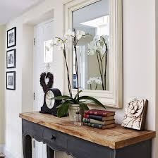 How To Decorate A Hallway The 25 Best Hallway Mirror Ideas On Pinterest Entryway Shelf