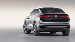 volkswagen electric concept id crozz is the future of electric crossovers vw style roadshow