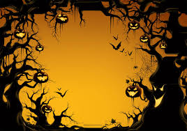 halloween background orange myeloma uk