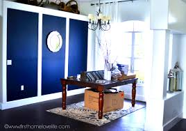 Bedroom Accent Wall Color Ideas Navy Blue Accent Wall Home Design Ideas