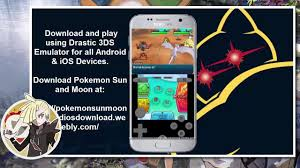 how to play 3ds on android pokémon sun and moon android ios emulation 2017 on vimeo