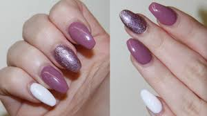 diy easy acrylic nails at home for cheap youtube