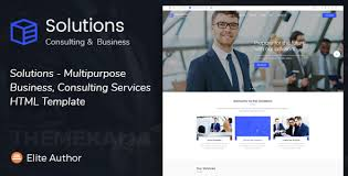 templates for business consultants solutions multipurpose business consulting services html template