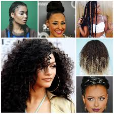 best natural hairstyles for black women 2016 2017 haircuts