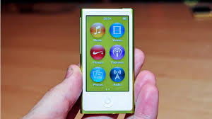 ipod nano black friday deals ipod nano 7th generation hands on overview youtube