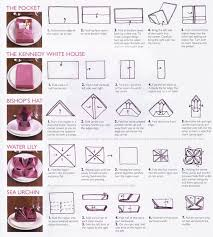 172 best 643 napkin folding images on pinterest folding napkins