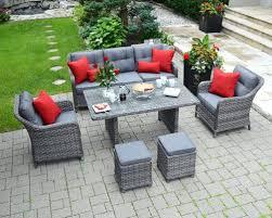 Pvc Wicker Outdoor Furniture aluminum frame wicker patio furniture u2013 smashingplates us