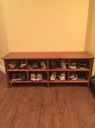 Ikea Shoe Bench Find More Ikea Leksvik Wooden Shoe Rack Bench For Sale At Up To