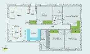 plan de maison 6 chambres plan maison 4 chambres luxury plan maison 6 chambres 44 best images