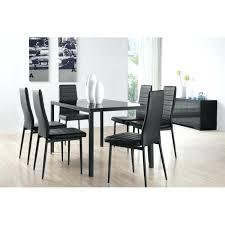 chaise et table de cuisine table cuisine et chaises globr co